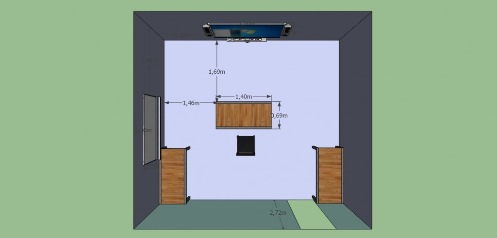 Sketchup made by students Avans