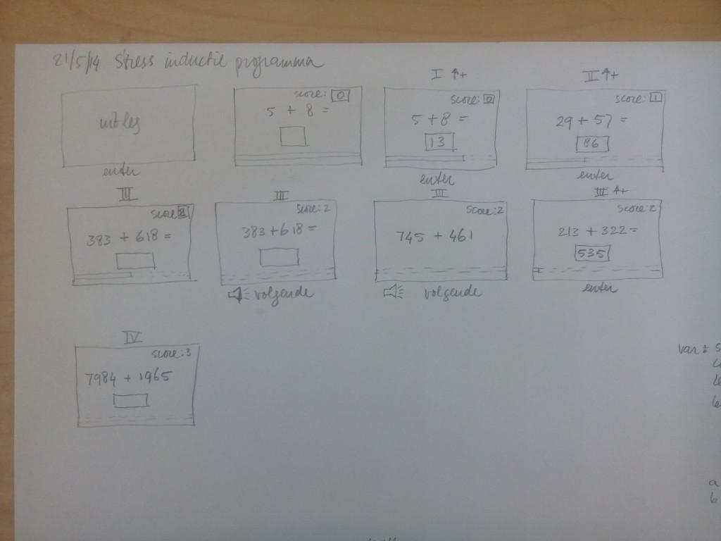 cognitive Task Design